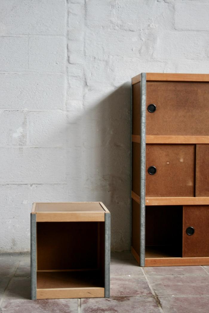 Kewlox kast + blokje